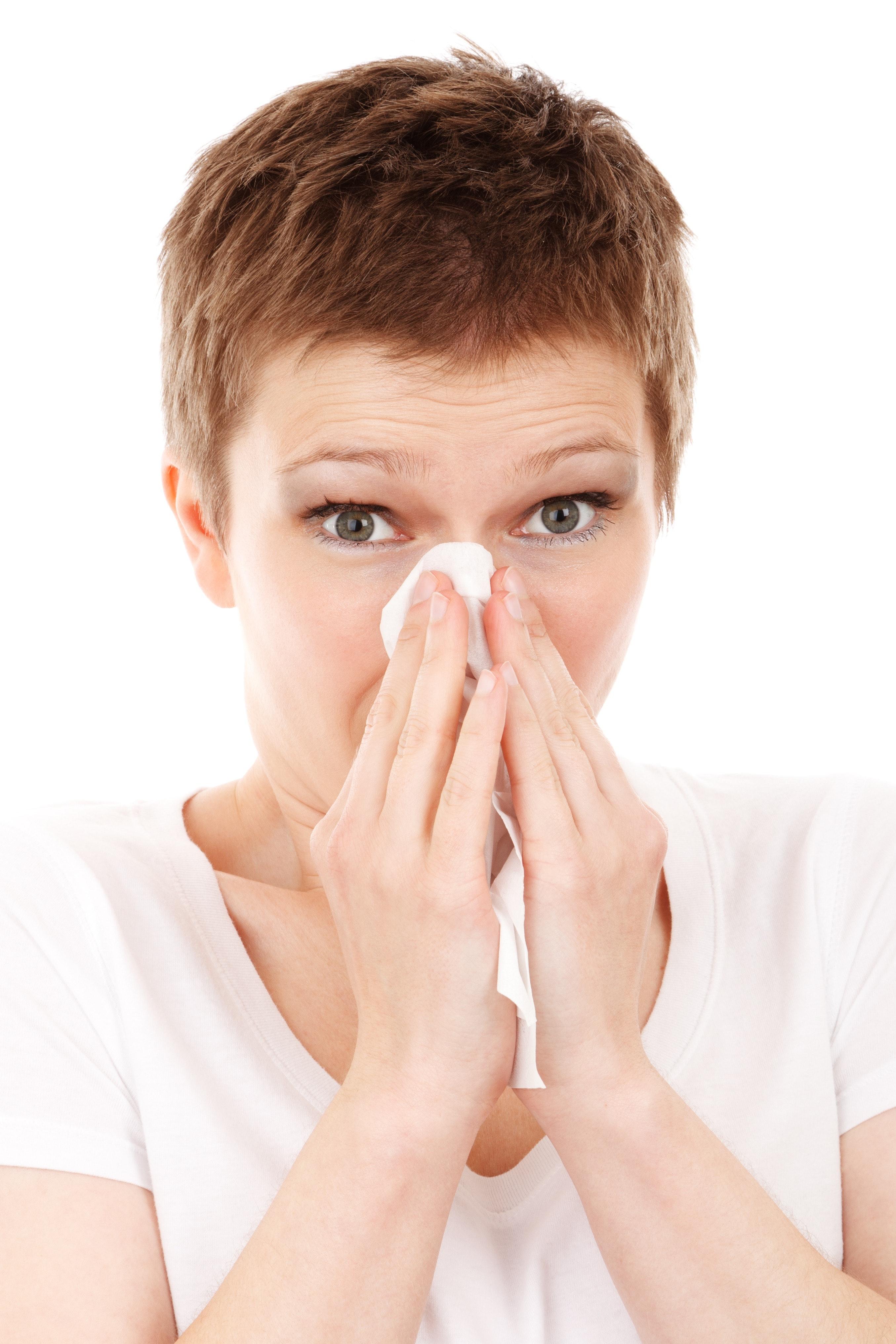 我が子の花粉症について考える